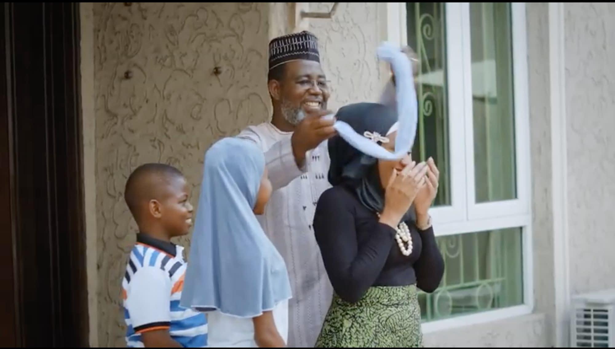 Nigerian Ramadan Family